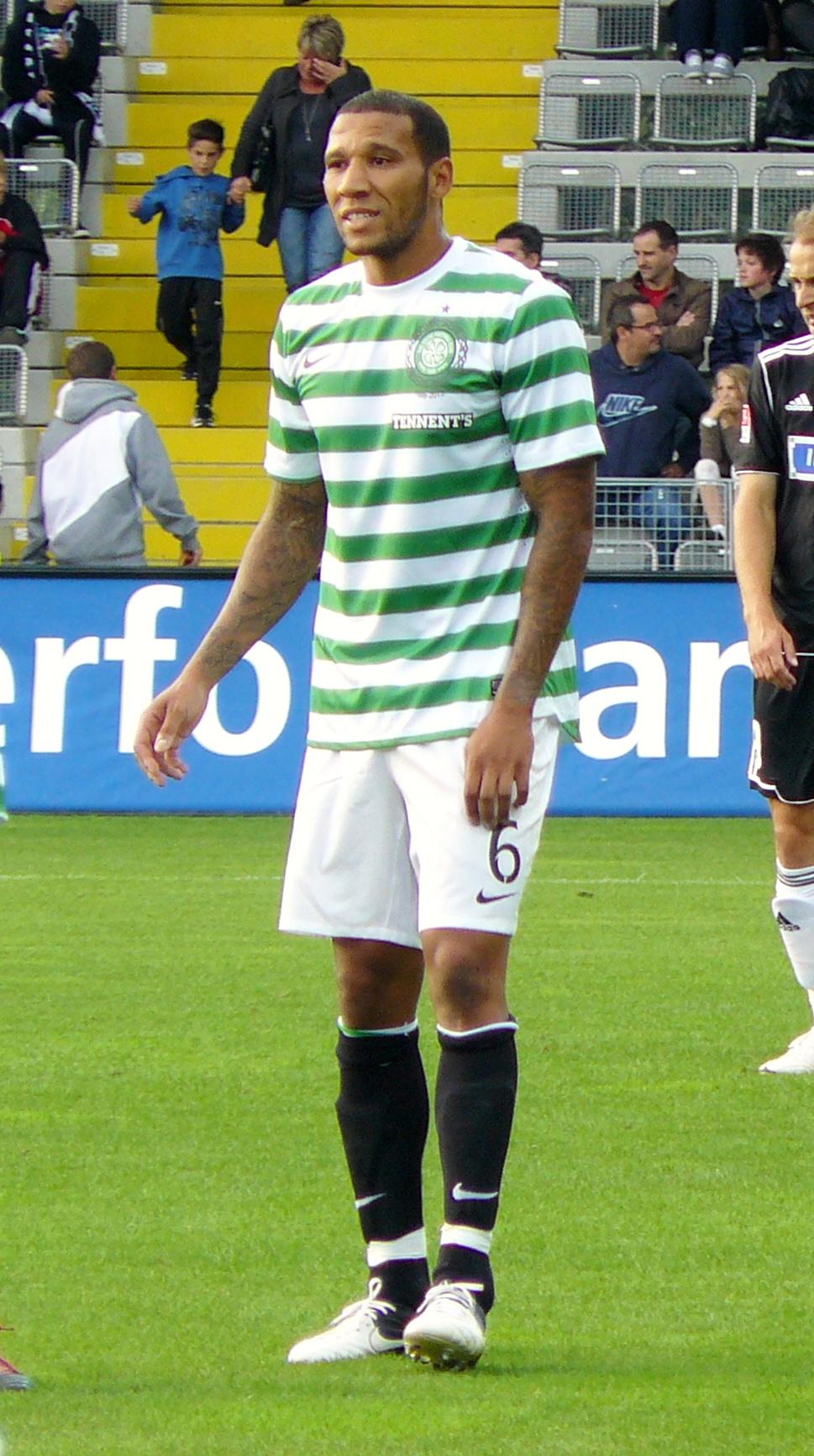 Немецкий футболист кельвин