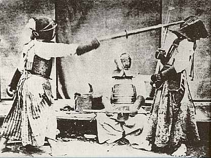 histoire du kendo