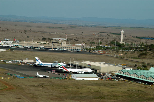 Aeroporto Nairobi : Aeroporto internacional jomo kenyatta wikipédia a