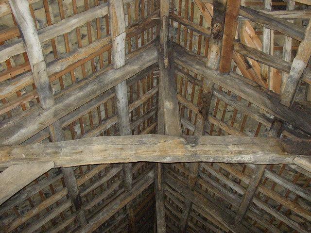 how to build gambrel trusses