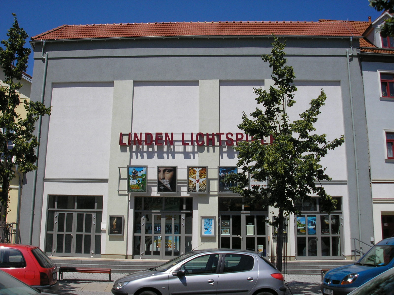 Kino In Der Nahe Von Hotel Siegfriedshof