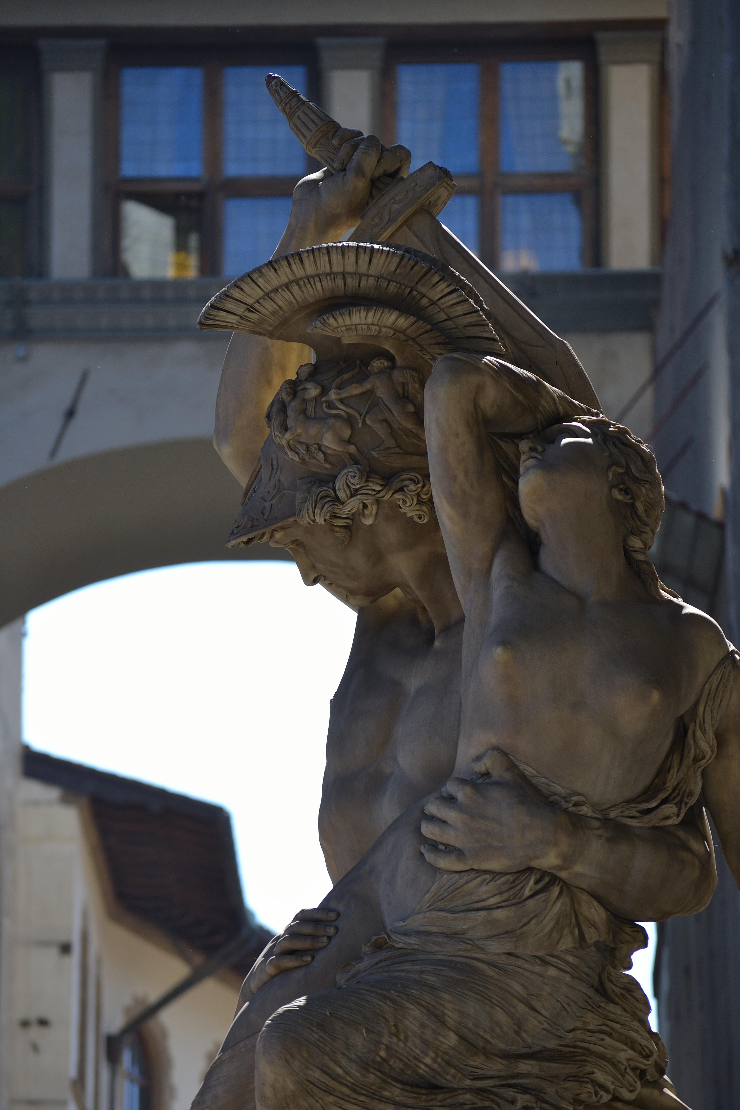 L'Enlèvement de Polyxène (Pio Fedi) n&b.JPG