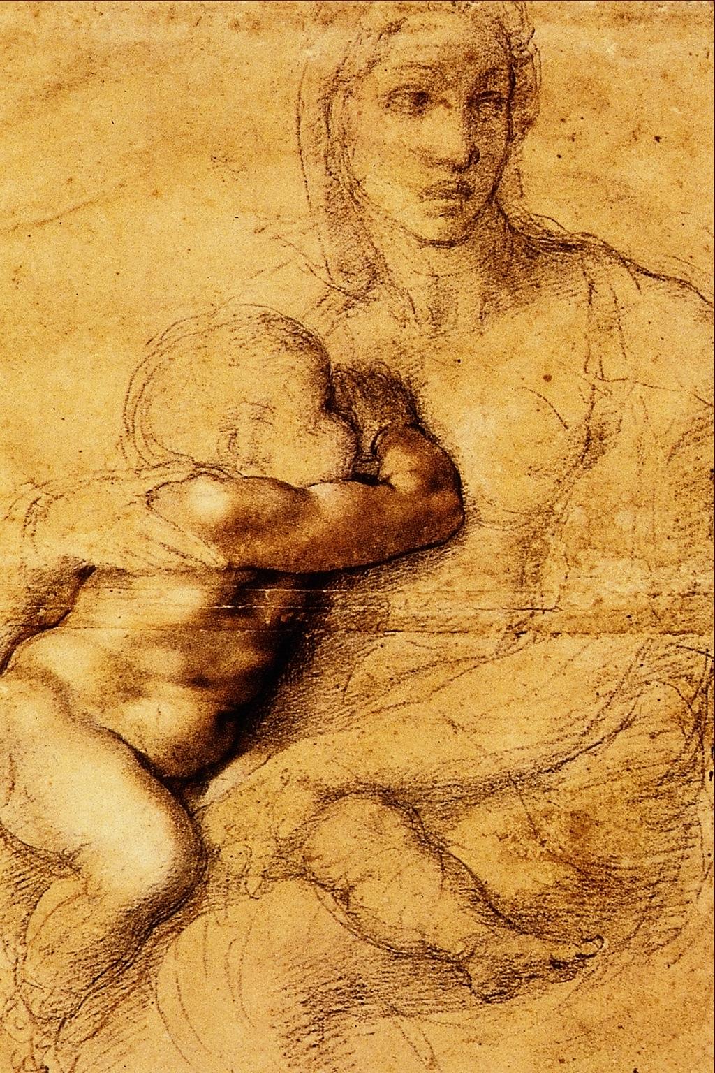 madonna 50 år File:La Madonna che Allatta il Figlio   Michelangelo Buonarroti  madonna 50 år