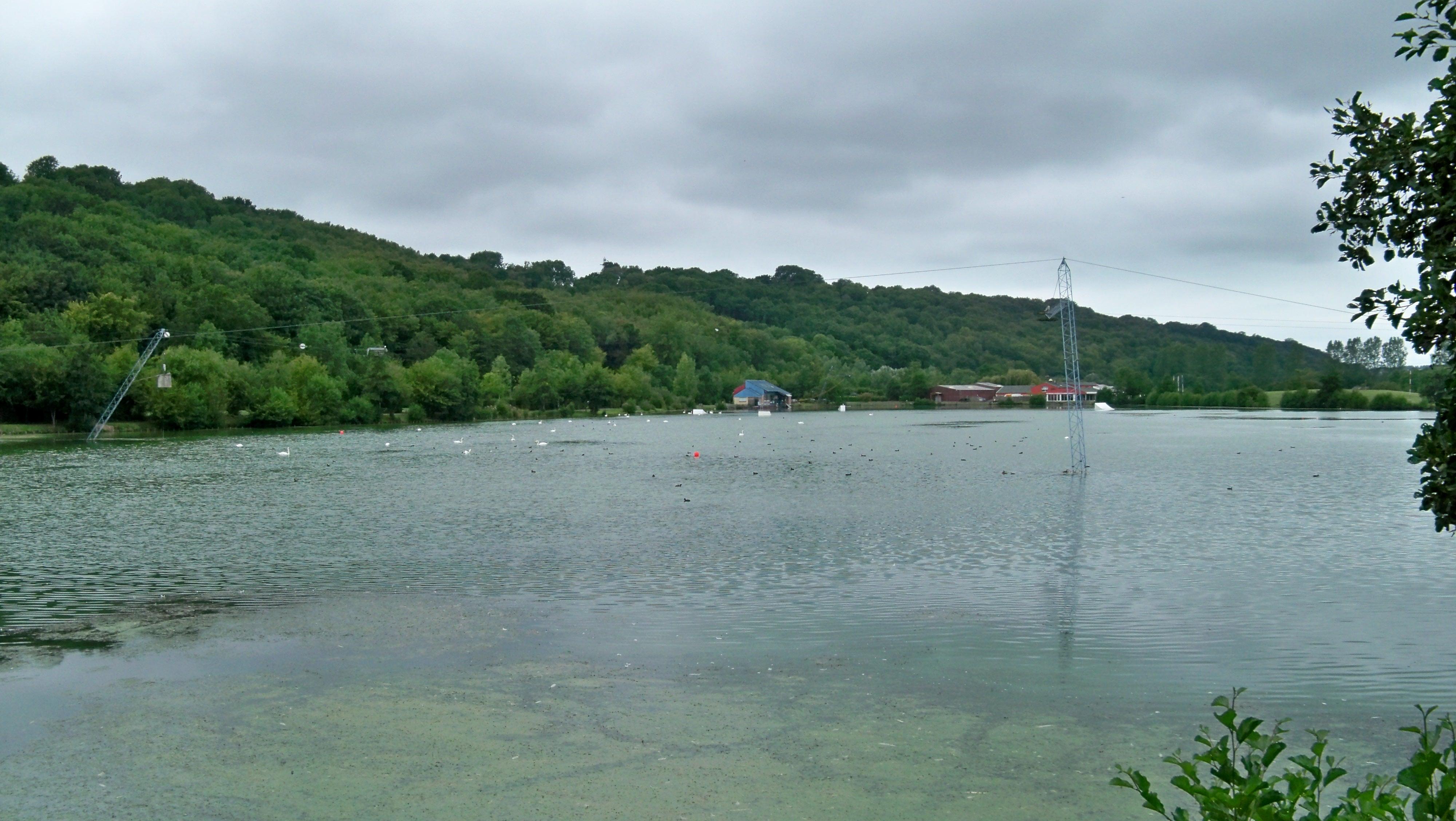 Lac De Caniel Camping Car