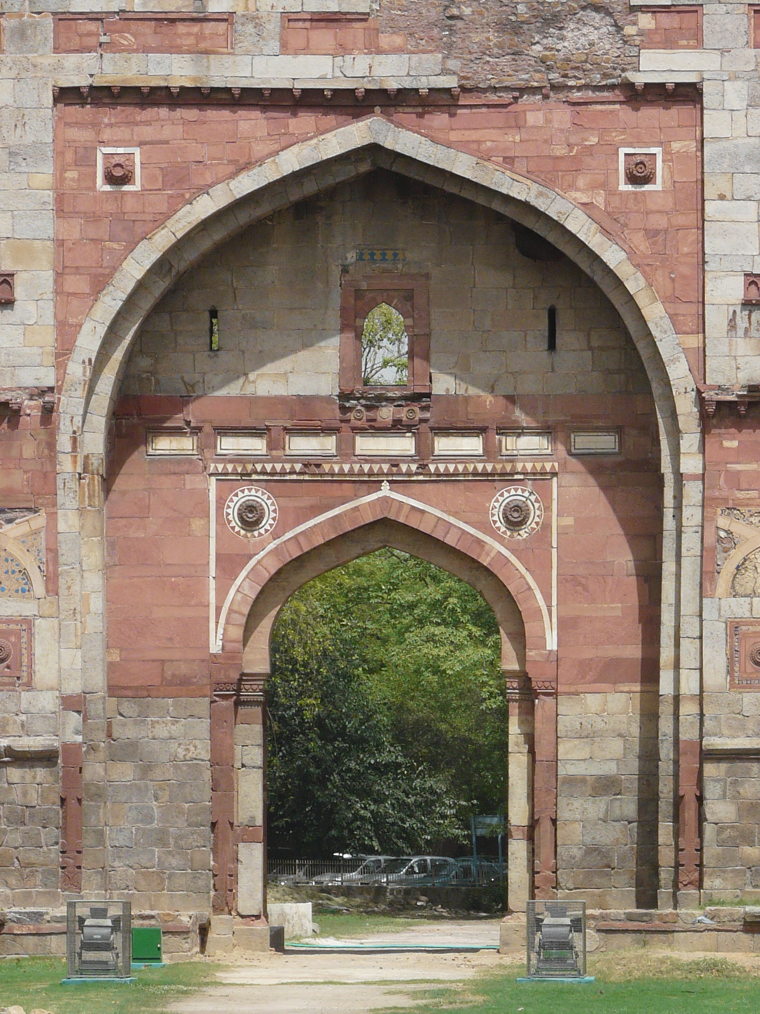 Filelal Darwaza Or Sher Shah Suri Gate Near Purana Qila Delhijpg