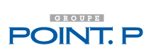 Description de l'image  Logo Groupe Point.P.jpg.