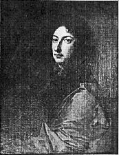 A rough picture of a young Shaftesbury, when he was known as Lord Ashley.