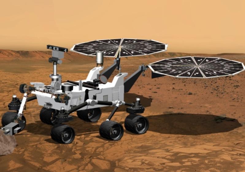 descriptions of a rover for mars - photo #27