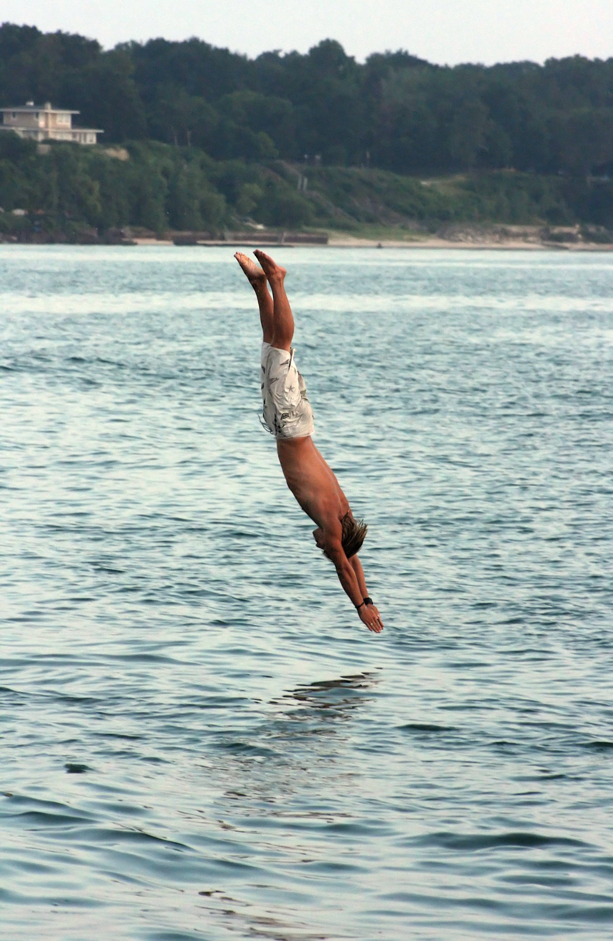 Image result for diving in