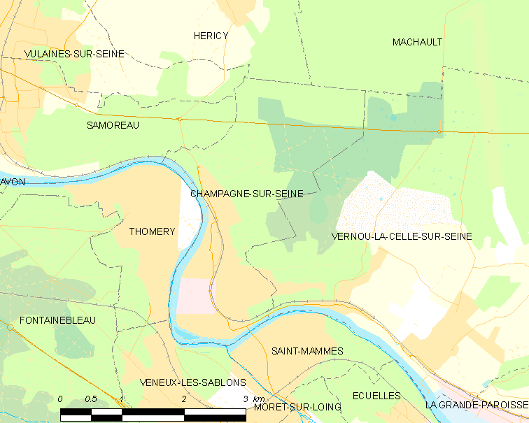 Map 77079.File Map Commune Fr Insee Code 77079 Png Wikimedia Commons
