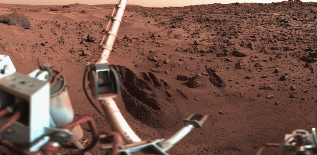 images from mars viking 2 - photo #9