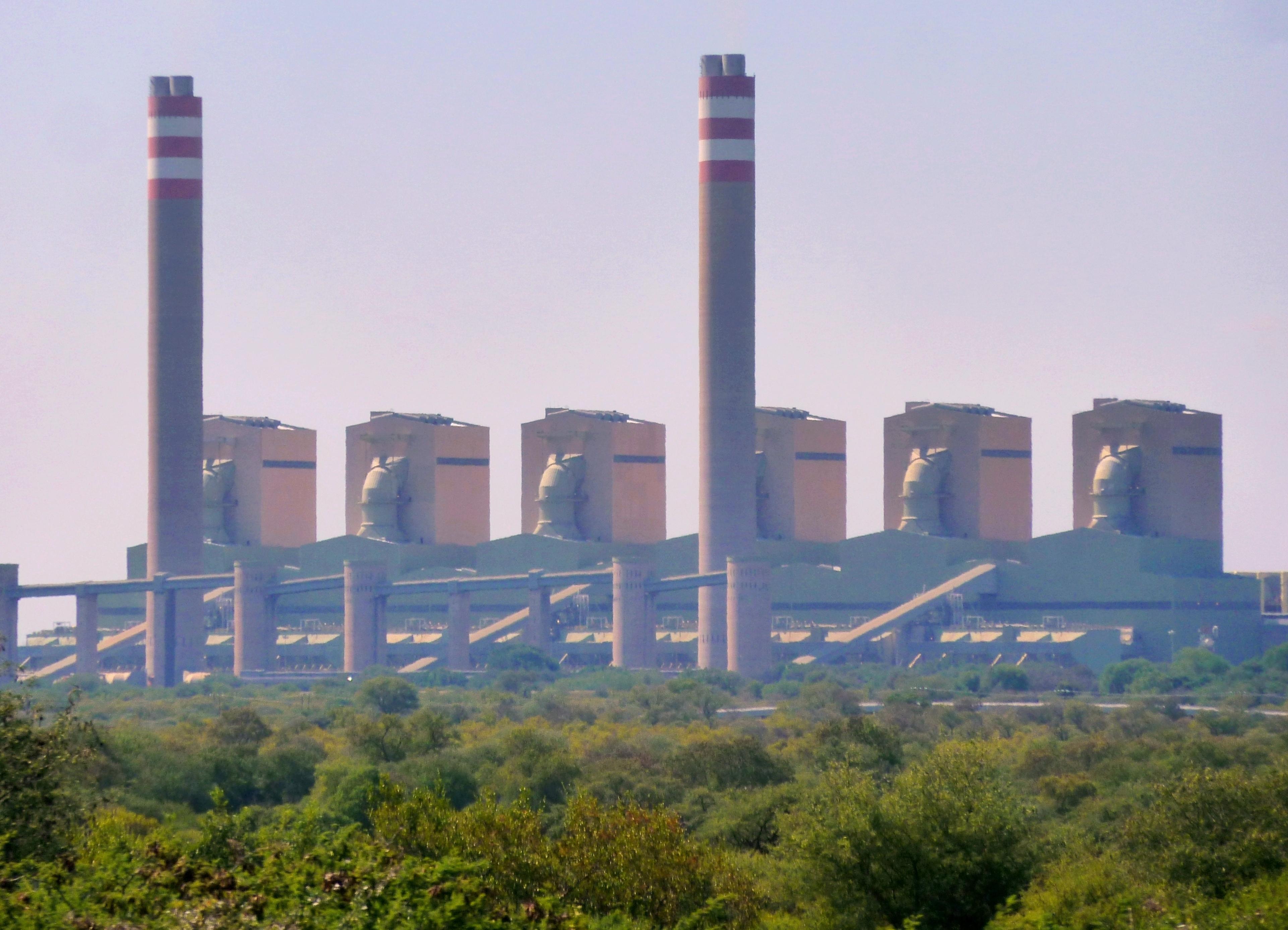 Matimba Power Station - Wikipedia