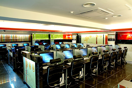 Internet Cafe With Computers Near Me