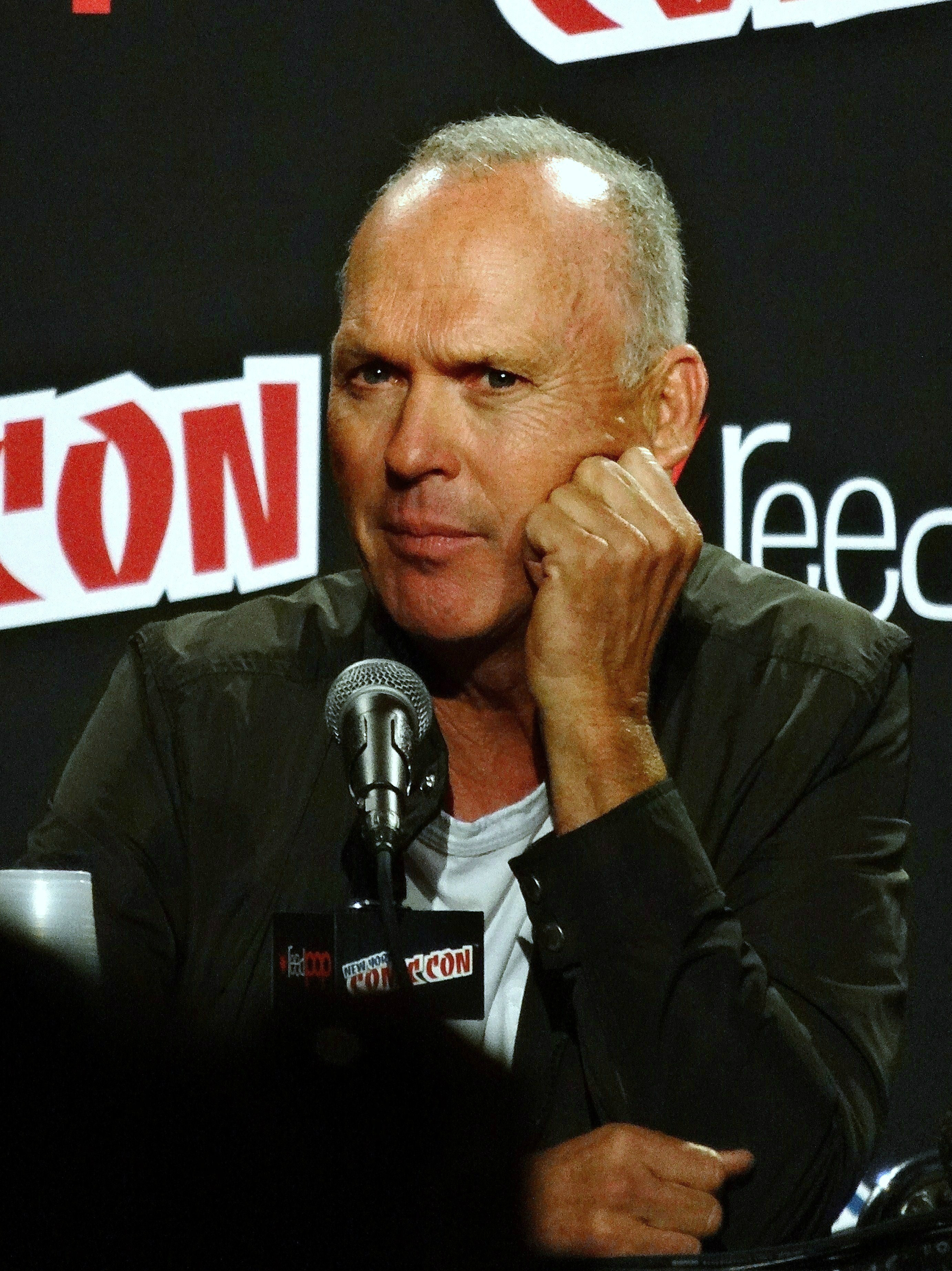 The 67-year old son of father George A. Douglas and mother Leona Elizabeth Michael Keaton in 2019 photo. Michael Keaton earned a  million dollar salary - leaving the net worth at 15 million in 2019