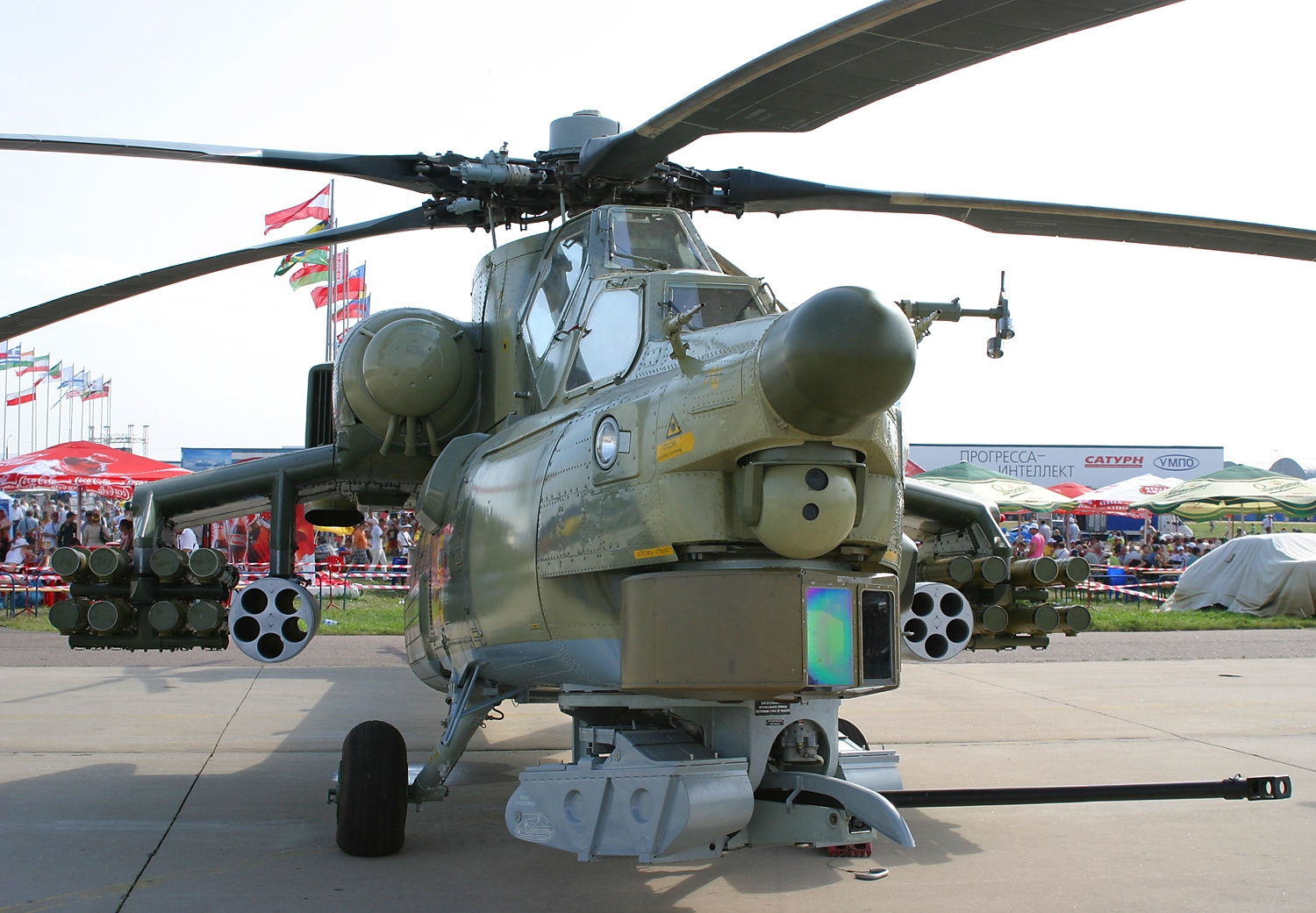 mi 35 helicopters with File Mil Mi 28ne  Russia   Air Force An1269071 on Mil Mi 26 further File Mil Mi 24 together with File Mil Mi 28NE  Russia   Air Force AN1269071 together with The Russian Military Will Receive 200 New Aircrafts In 2015 besides About Hind.
