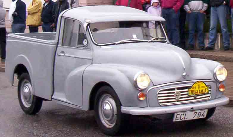 File Morris Minor Pickup 1970 Jpg Wikimedia Commons HD Wallpapers Download free images and photos [musssic.tk]