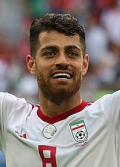Morteza Pouraligani at Iran-Morocco by soccer.ru (cropped).jpg