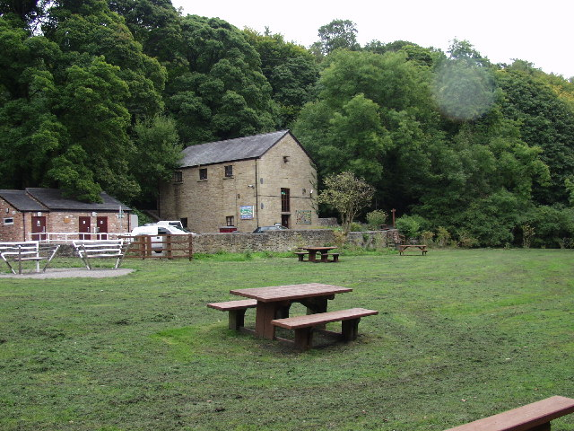 Nant Mill at Coedpoeth - geograph.org.uk - 54755