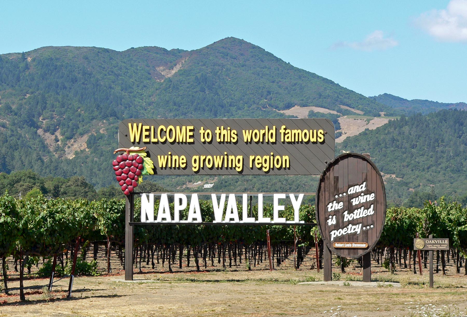 Napa County, California - Wikipedia