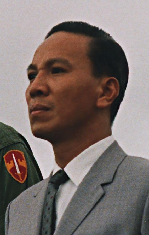 Nguyễn Văn Thiệu Wikipedia