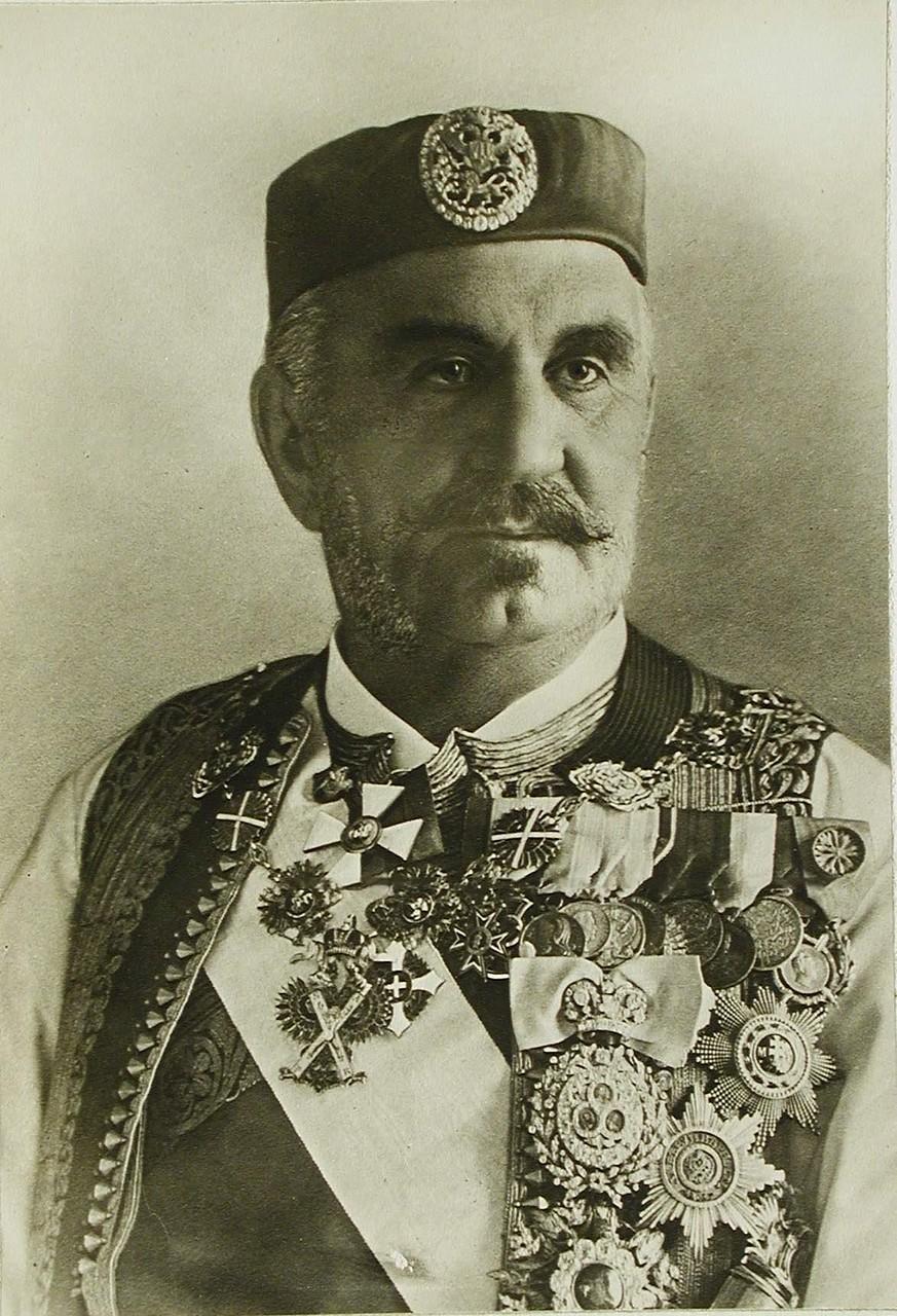 Nicholas I of Montenegro wiki