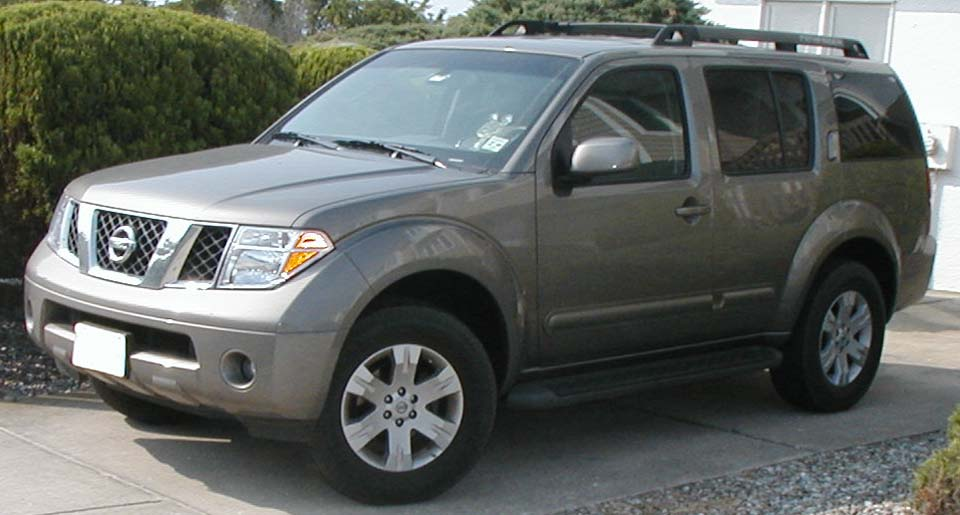File Nissan Pathfinder Jpg Wikimedia Commons