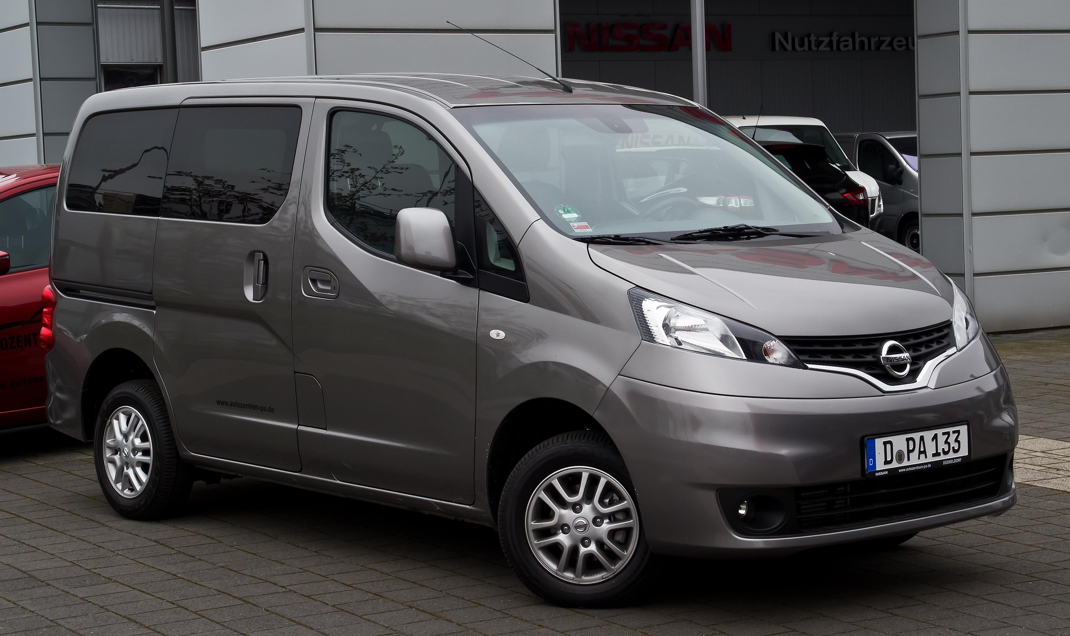 Nissan Evalia Wikiwand