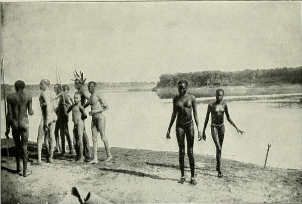 file nuer people 1906 png   wikimedia commons