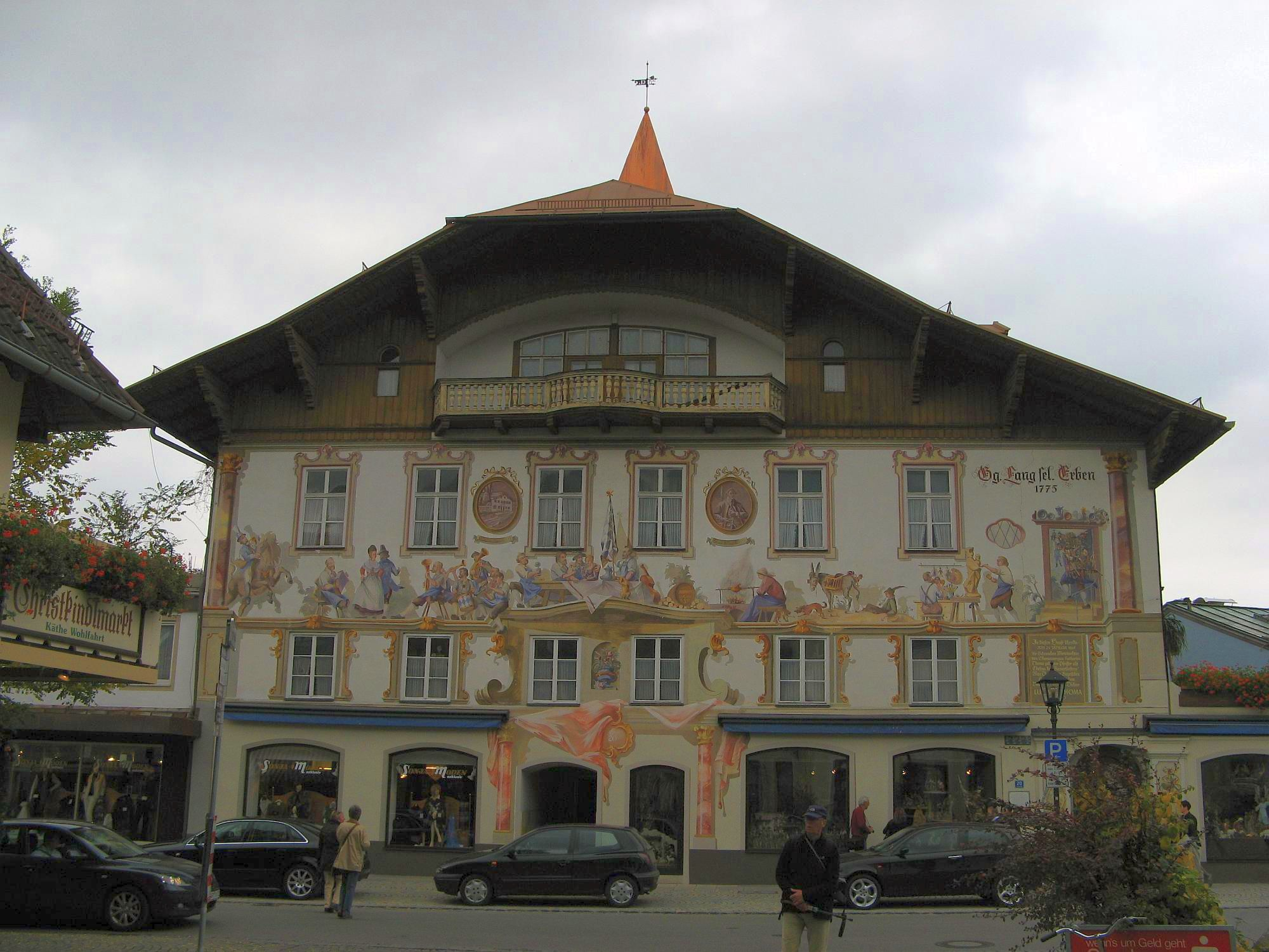 File:Oberammergau - Geburtshaus Ludwig Thoma.jpg - Wikimedia Commons