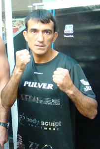 Omar Narváez (boxer) Argentine boxer