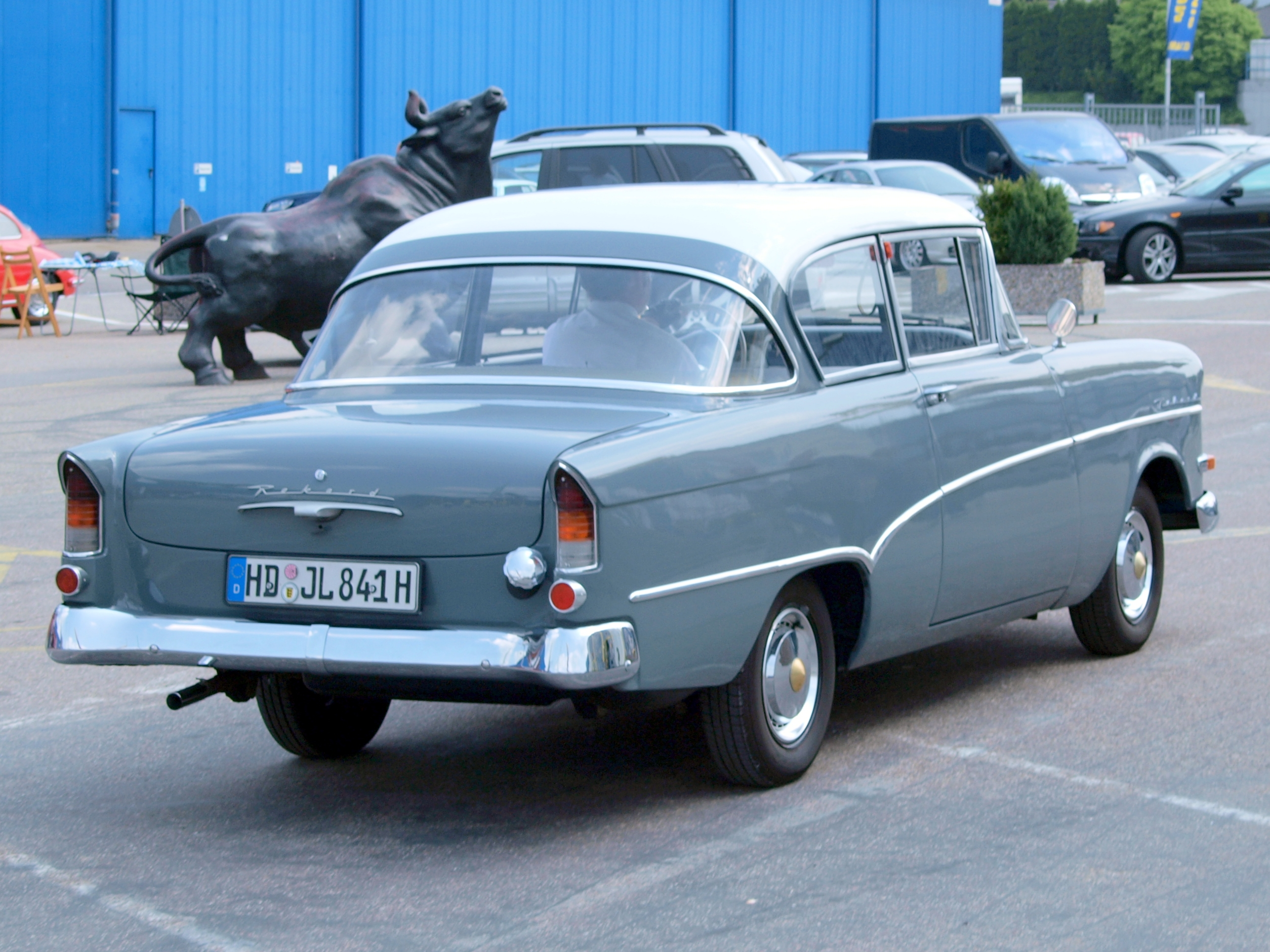 File Opel Olympia Rekord P1 1959 P2 Jpg Wikimedia Commons