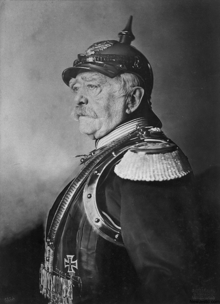 otto von bismarck the creator of germany Bismarck, otto von bismarck, otto von remains one of the most significant political figures of modern germany this stature derives from his contribution to the creation and shaping of the.