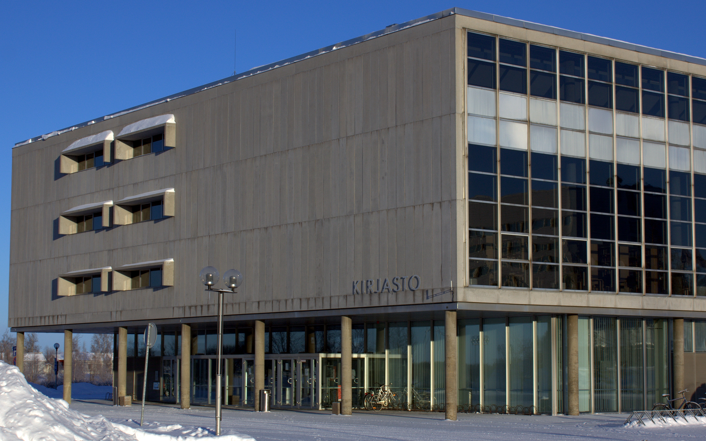 Bibliothèque municipale d'Oulu