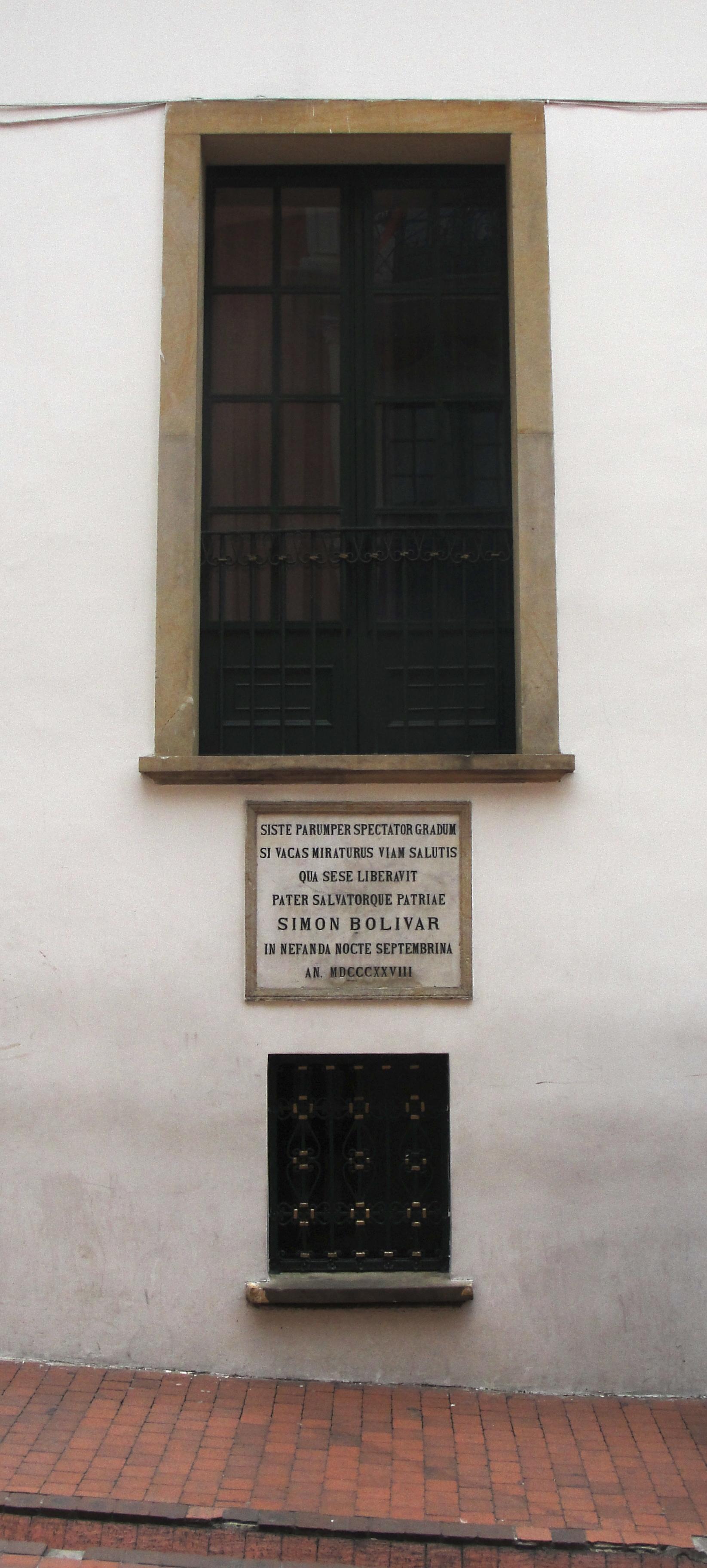 Bolivar, Padre Libertador. Bicentenario - Página 24 Palacio_de_San_Carlos_%28Bogot%C3%A1%29_03