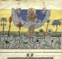 Paradaise. Taken from an Armenian Manuscript, 1693