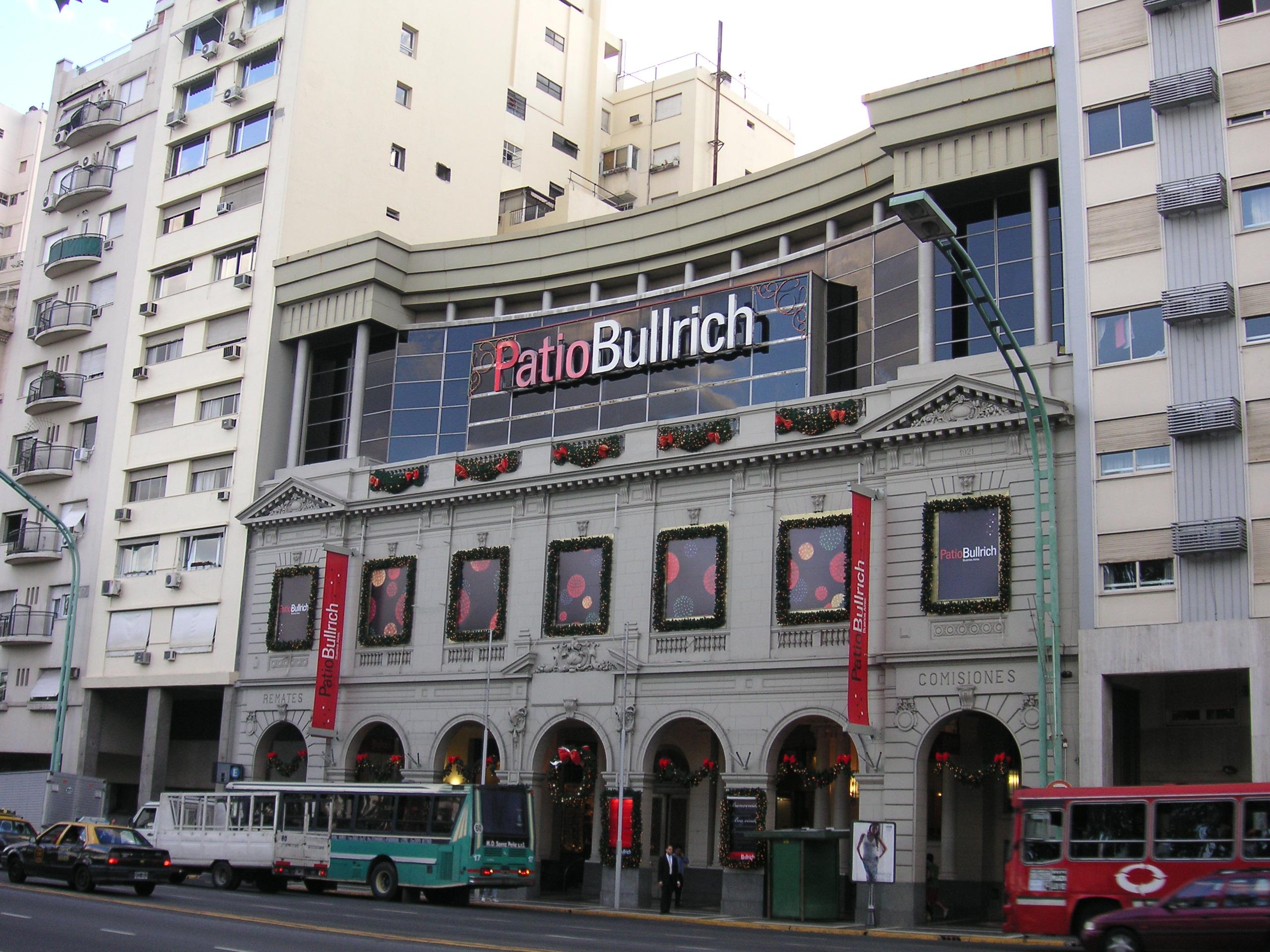 Patio Bullrich, Buenos Aires