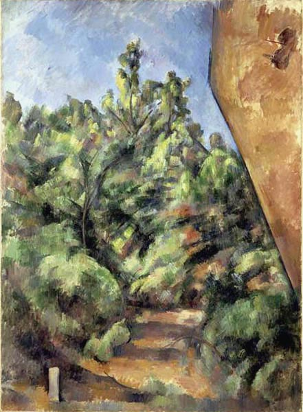 File:Paul Cézanne - Le Rocher rouge.jpg