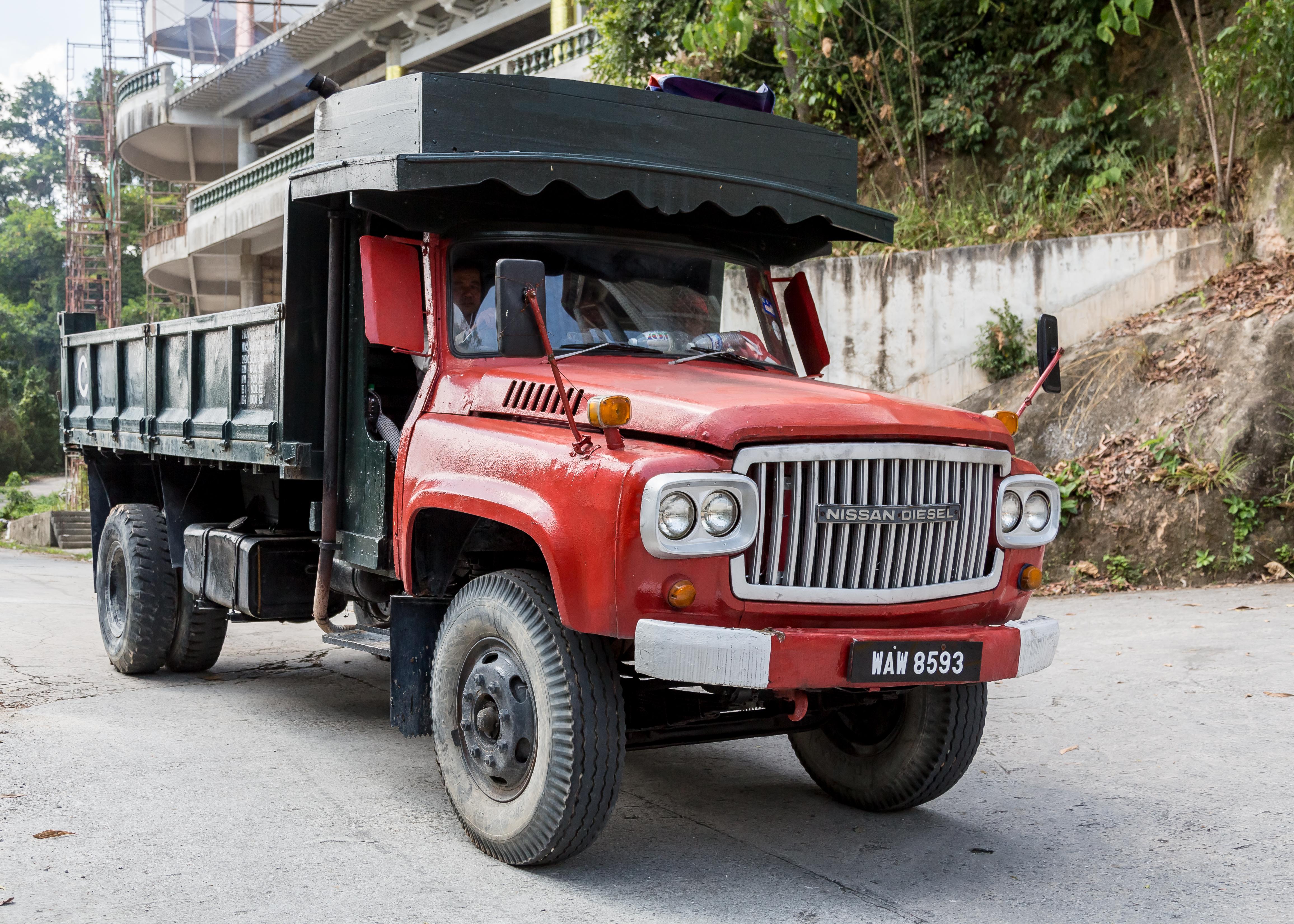 File Penang Malaysia Nissan Diesel Truck 03 Wikimedia mons