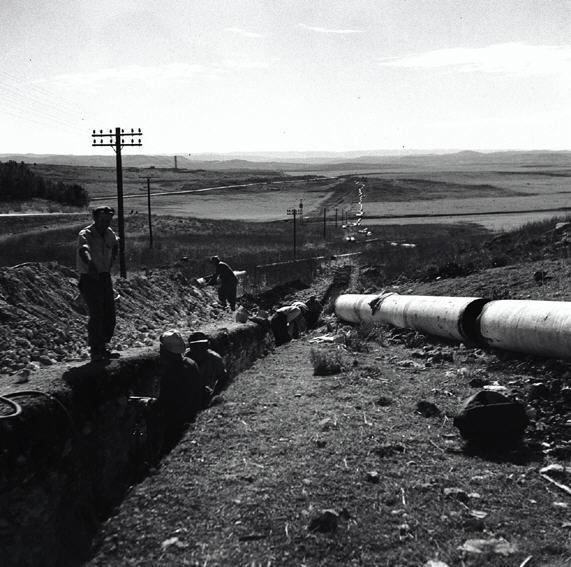 צינור מים לירושלים