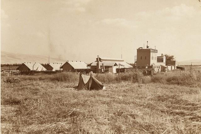 טירת צבי 1937