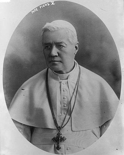 Pope Pius X - Wikiquote