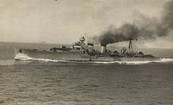 Croiseur Cervera