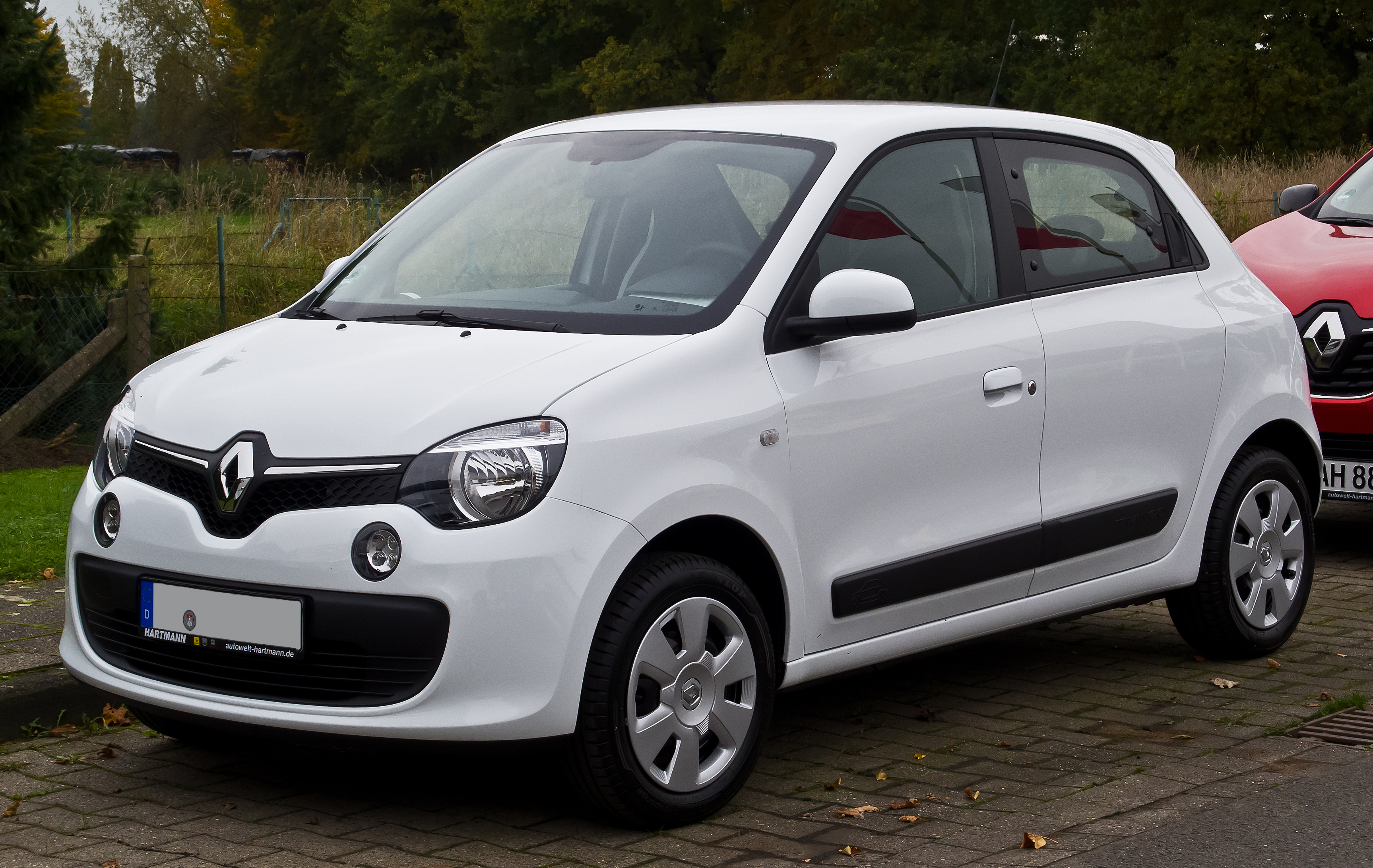 Renault twingo wikiwand for Clio 4 interieur rouge