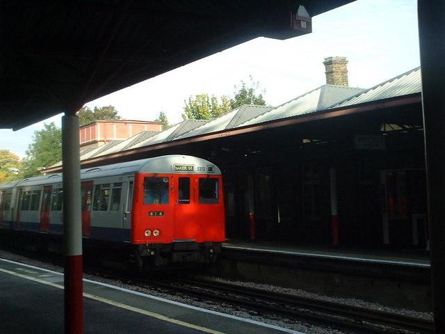 Rickmansworth station - geograph.org.uk - 938233