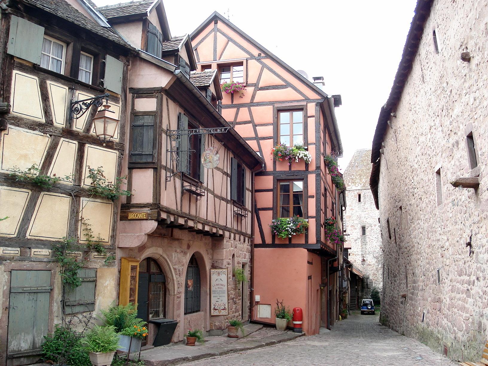 Rue Du Bout De La Ville  Bosc Hyons