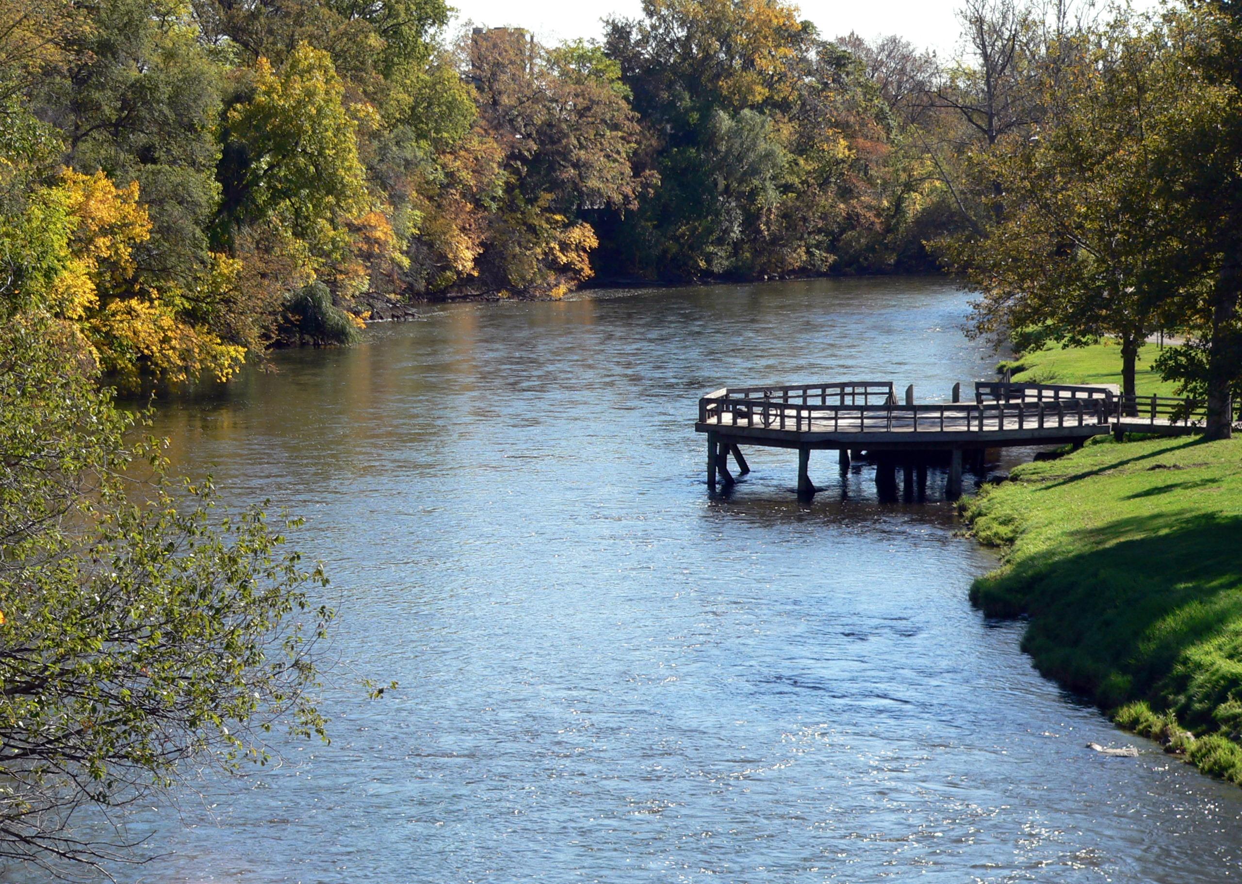 Huron River Michigan Wikiwand