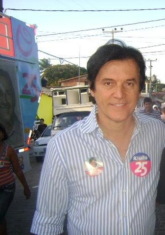 Resultado de imagem para Theodorico Bezerra Netto (PCdoB)