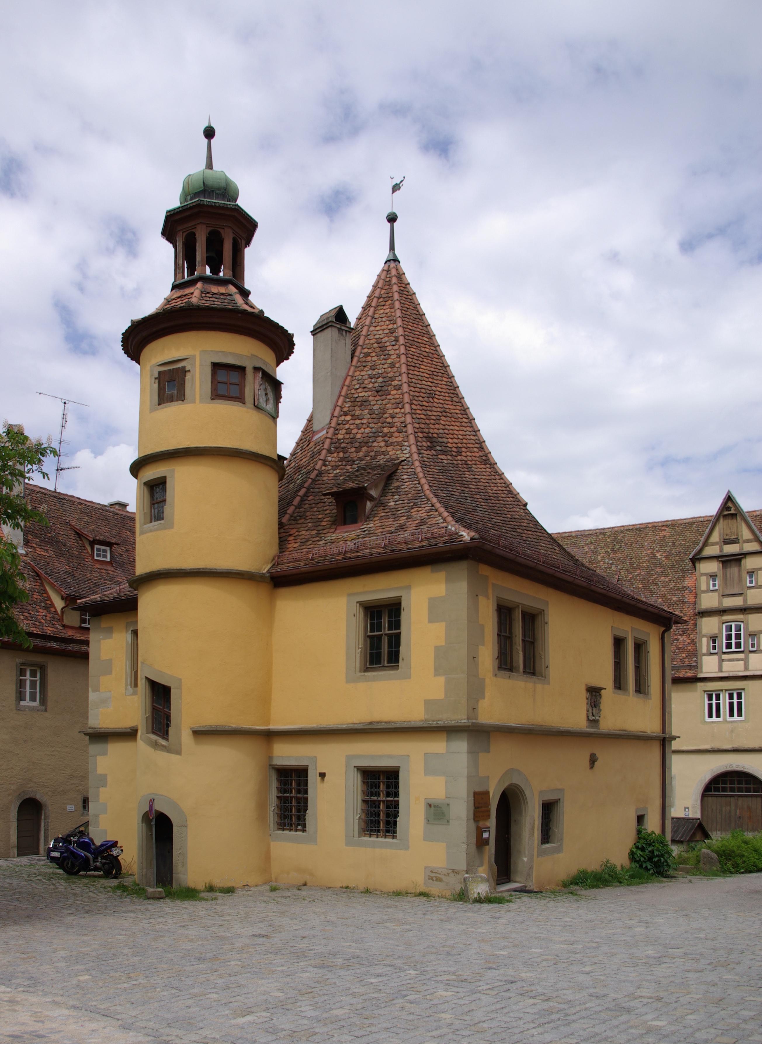 Hotel Rothenburg Ob Der Tauber Wellneb