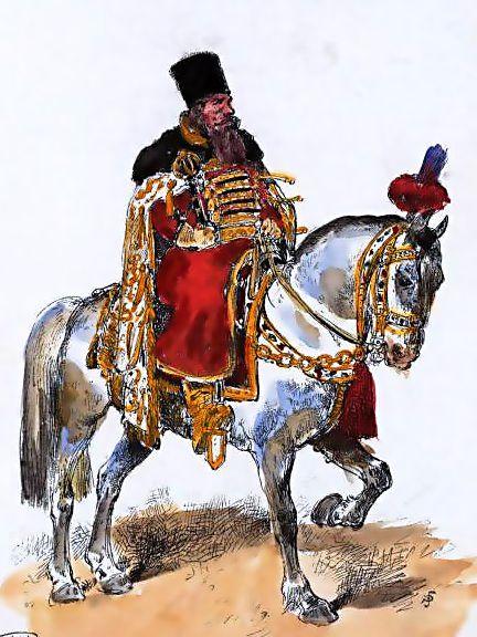 Fichier:Russian boyar from XVII century.JPG