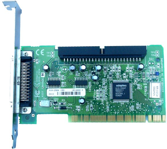 DRIVER FOR ADAPTEC AVA 2904